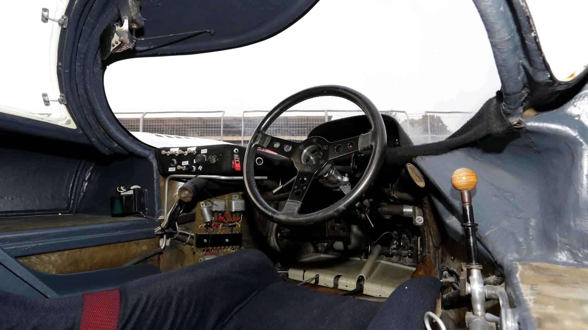 917 Lenkrad 1971