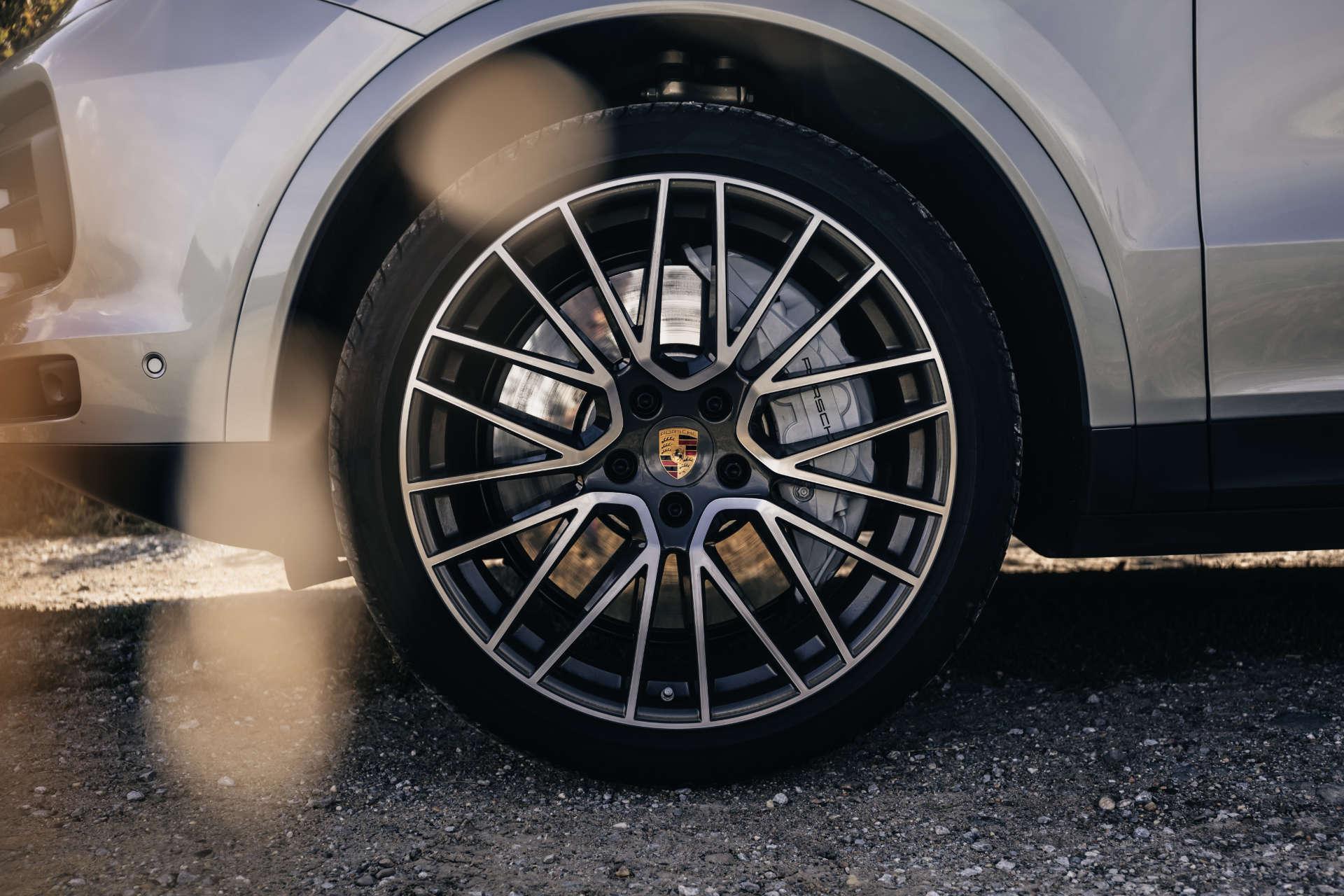 Cayenne S Coupe Felgen