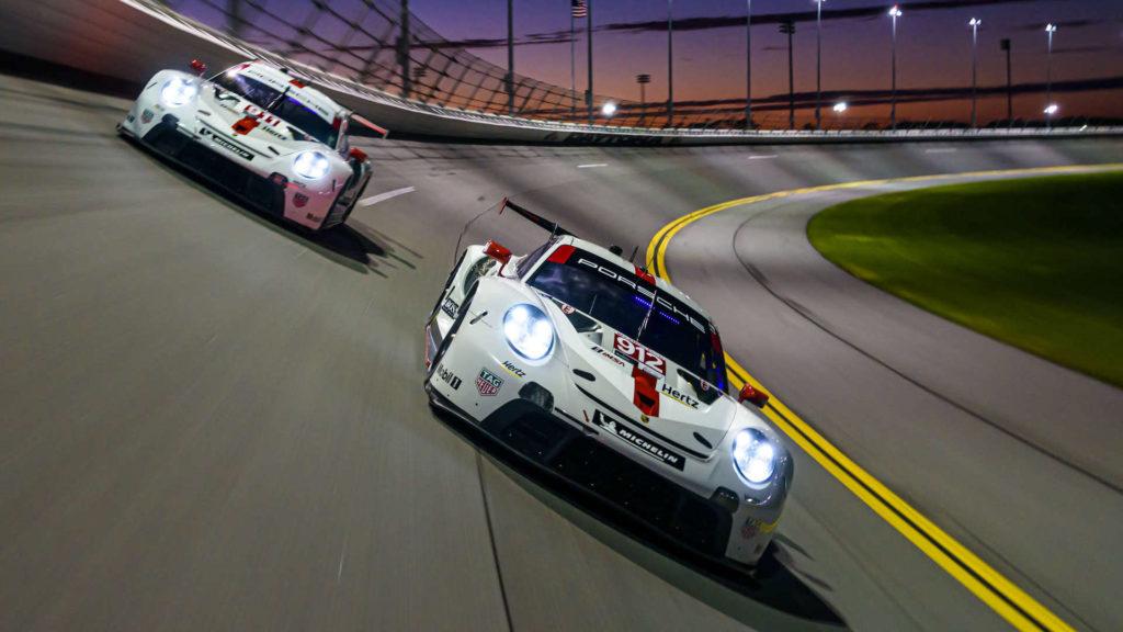 Daytona 2020 Porsche 911 RSR