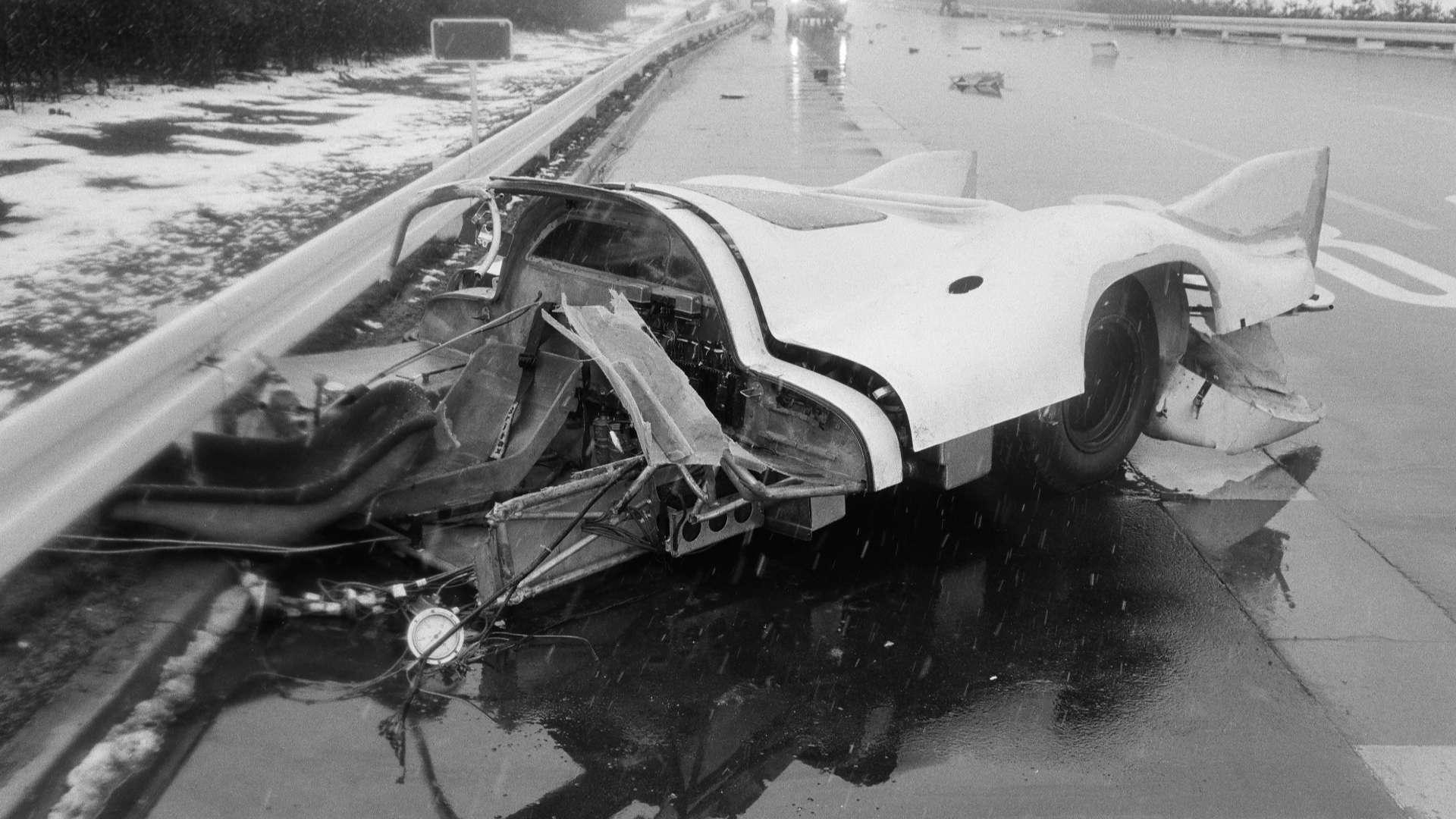 Kurt Ahrens Unfall