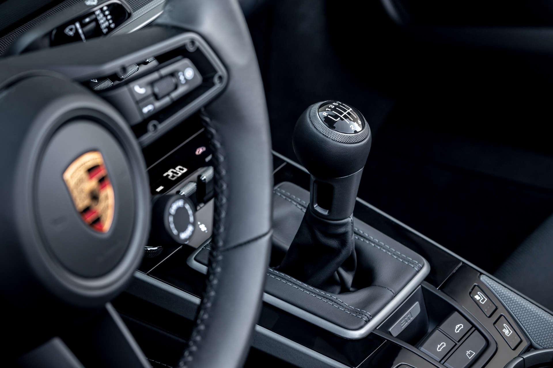 911 Schaltgetriebe
