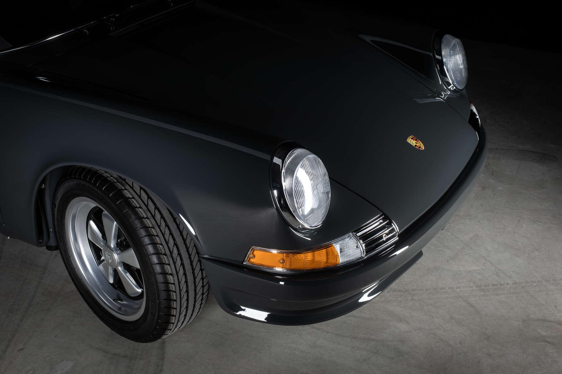 Urwerk Porsche