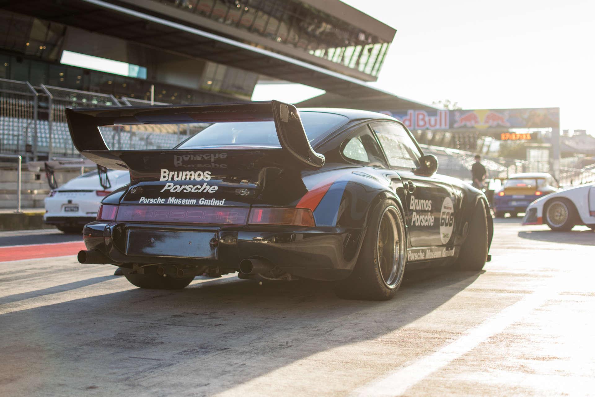 Brumos Porsche 964