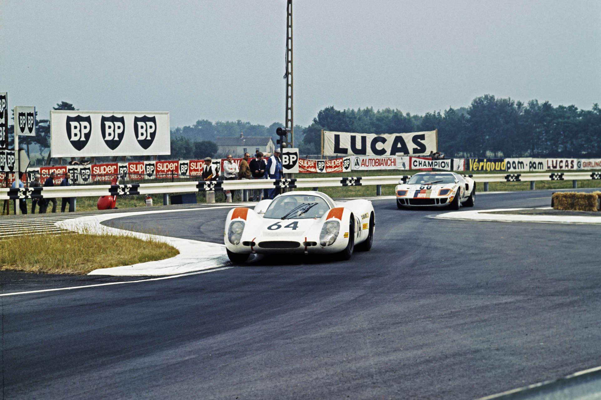 Porsche 908 LeMans
