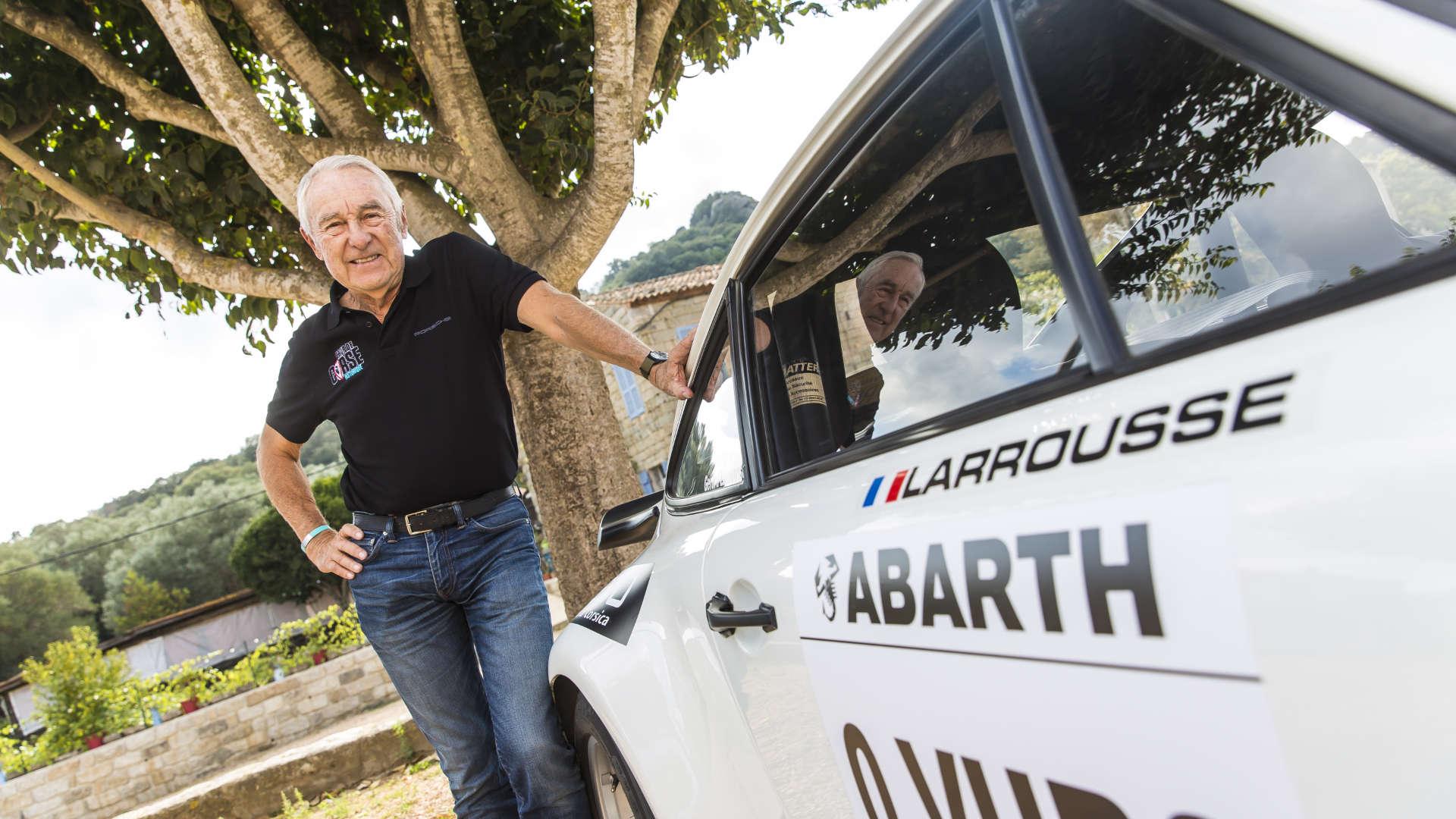 Gérard Larrousse 80