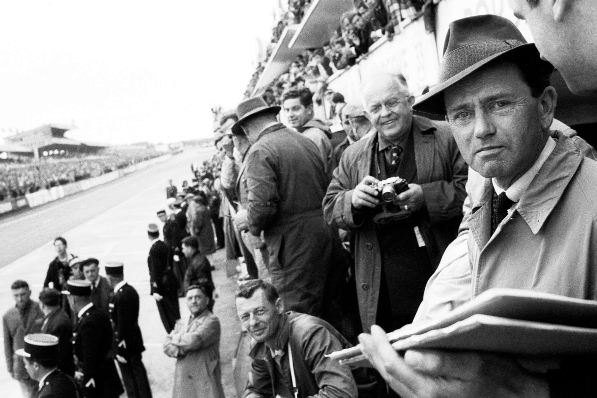 Ferry Porsche 1961 in Le Mans