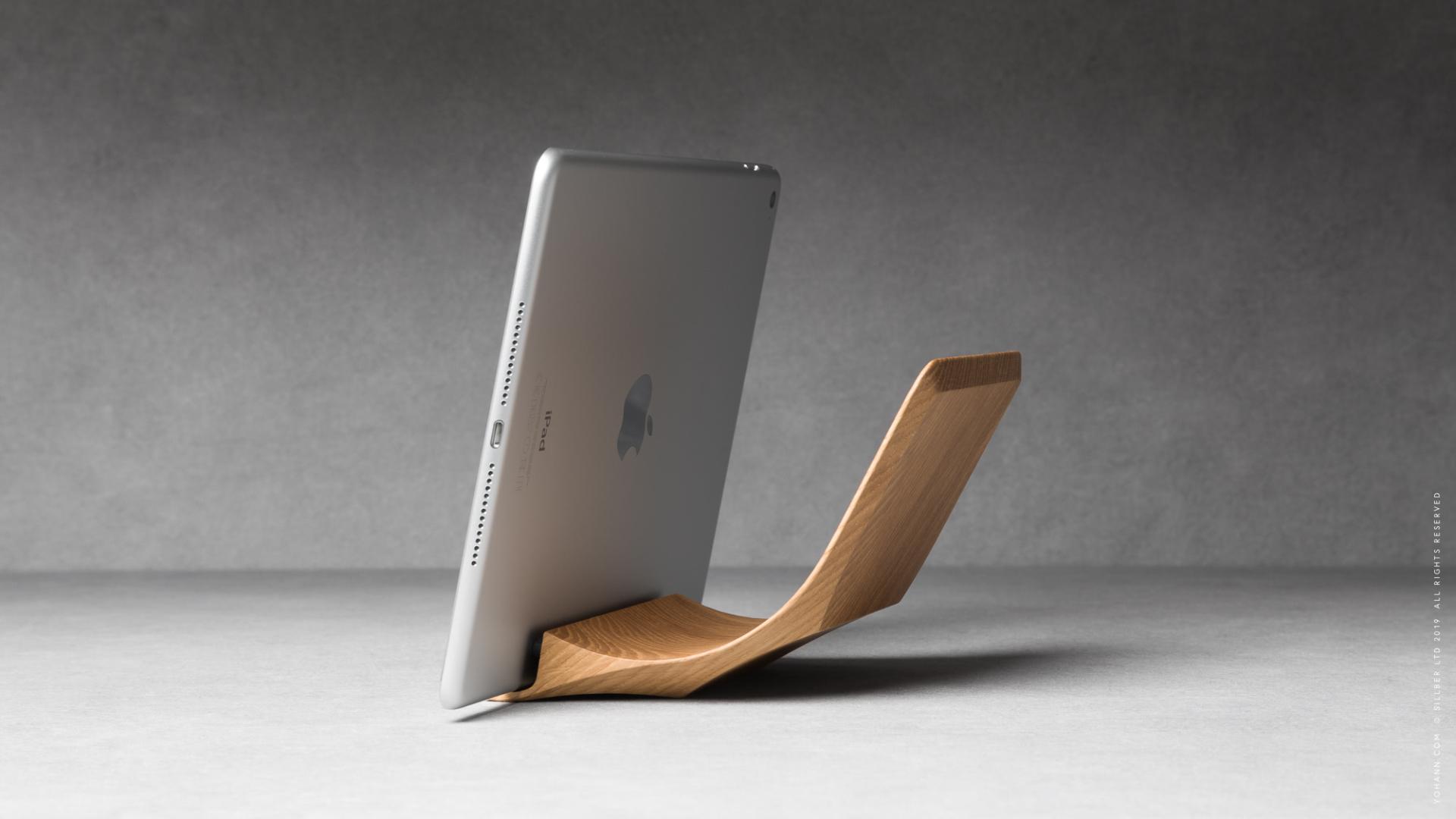 Yohann iPad