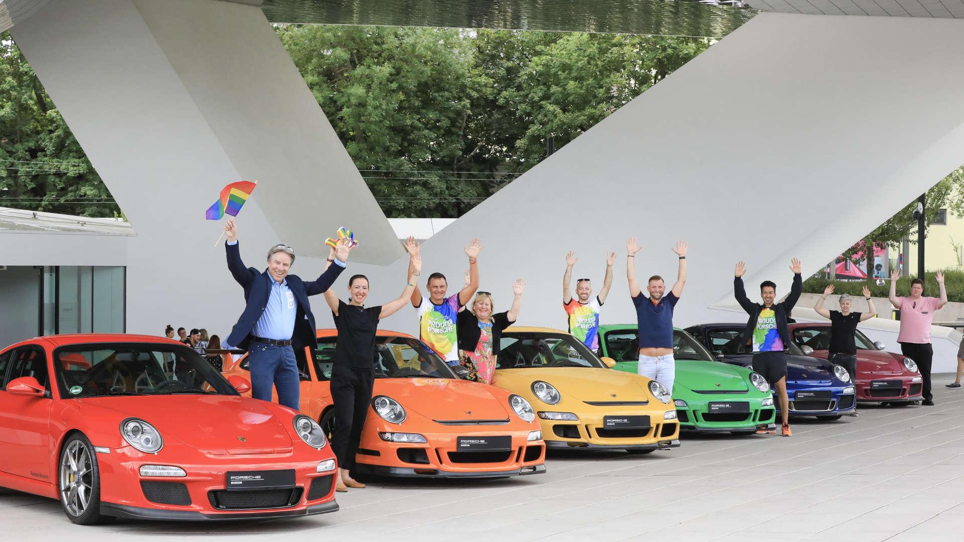 Porsche CSD