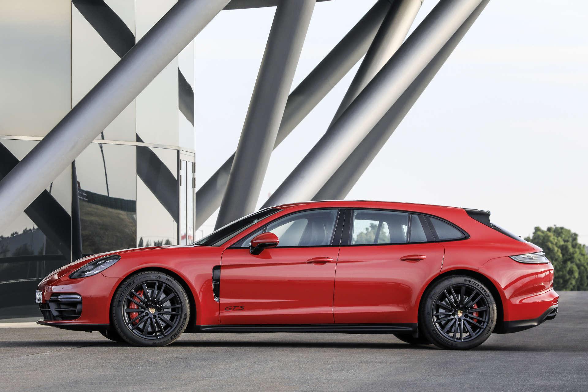 Panamera Sport Turismo GTS 2020