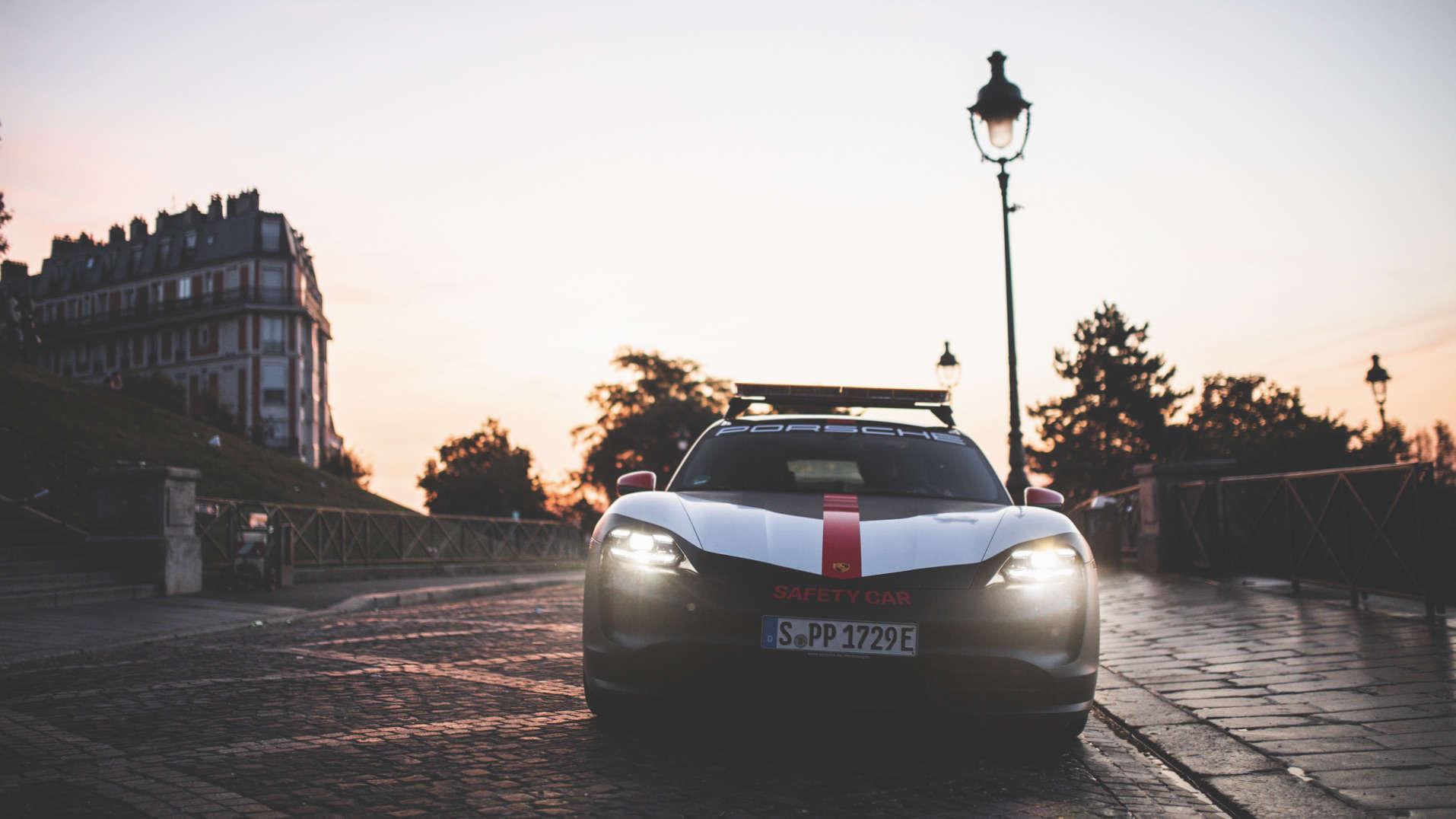 Porsche Taycan Carrera Cup