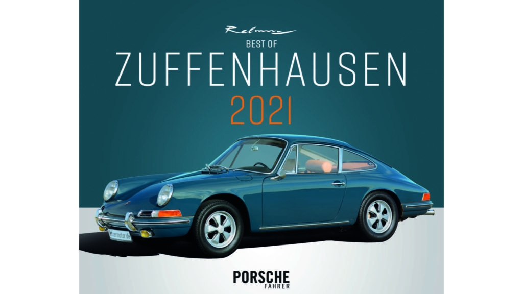 Best of Zuffenhausen 2021 Cover