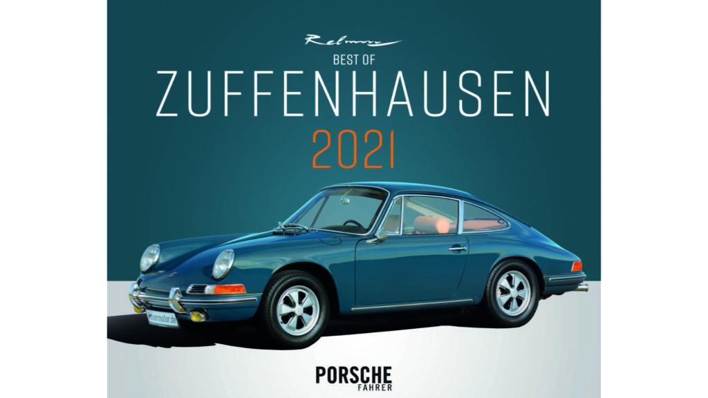 Best of Zuffenhausen 2021 Cover