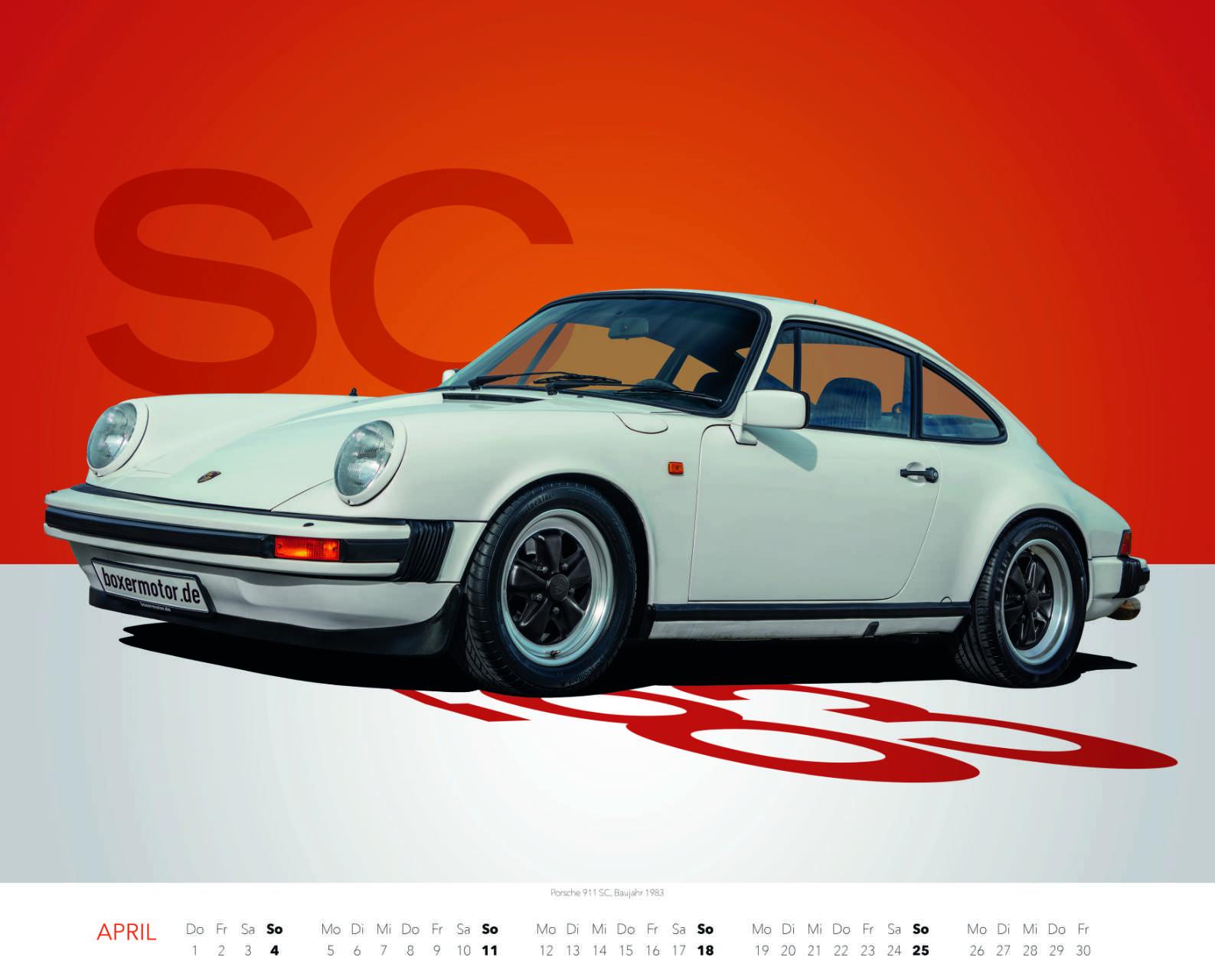 Best of Zuffenhausen 2021 Juni Porsche 911 SC