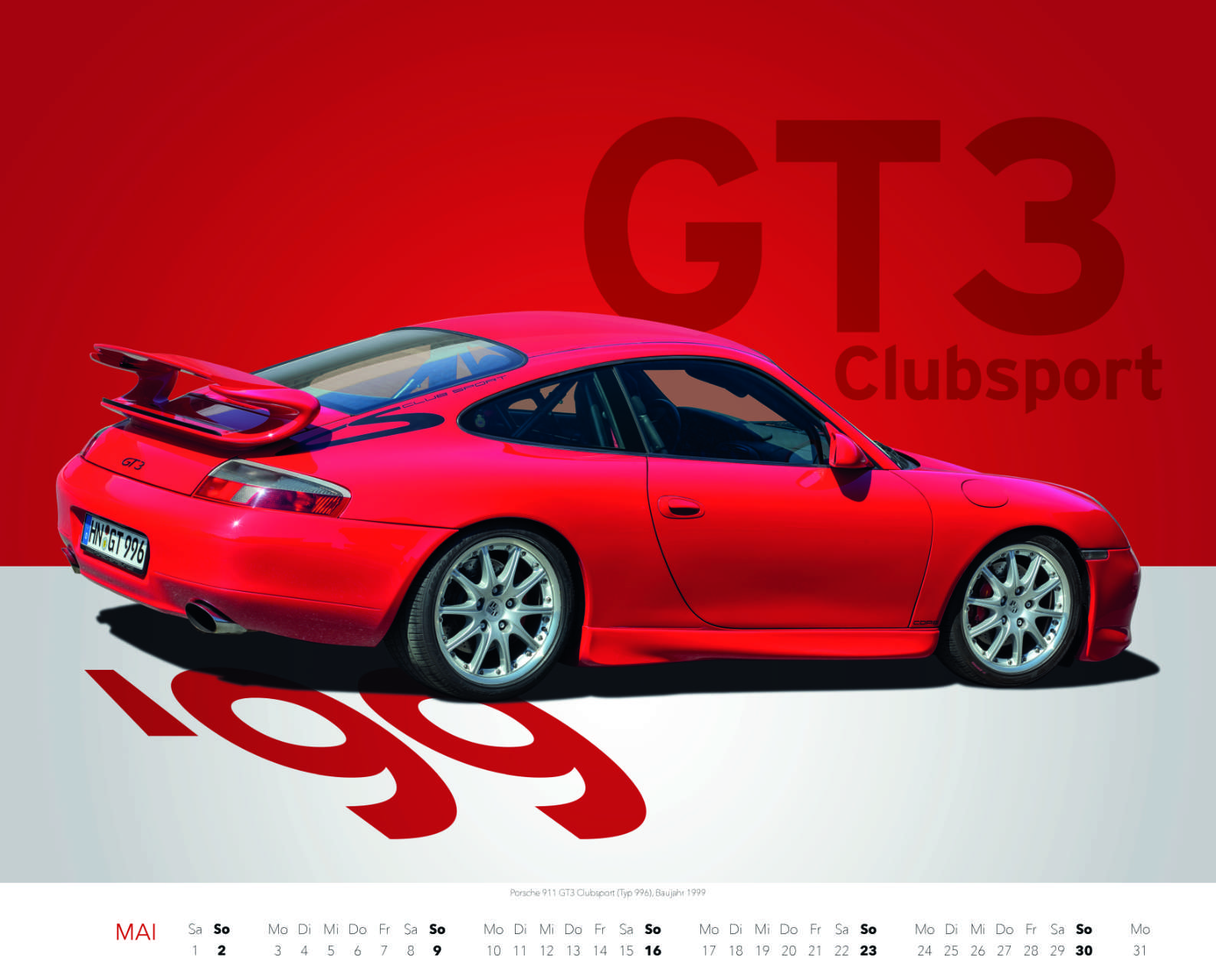 Best of Zuffenhausen 2021 Juni Porsche 911 GT3 Clubsport