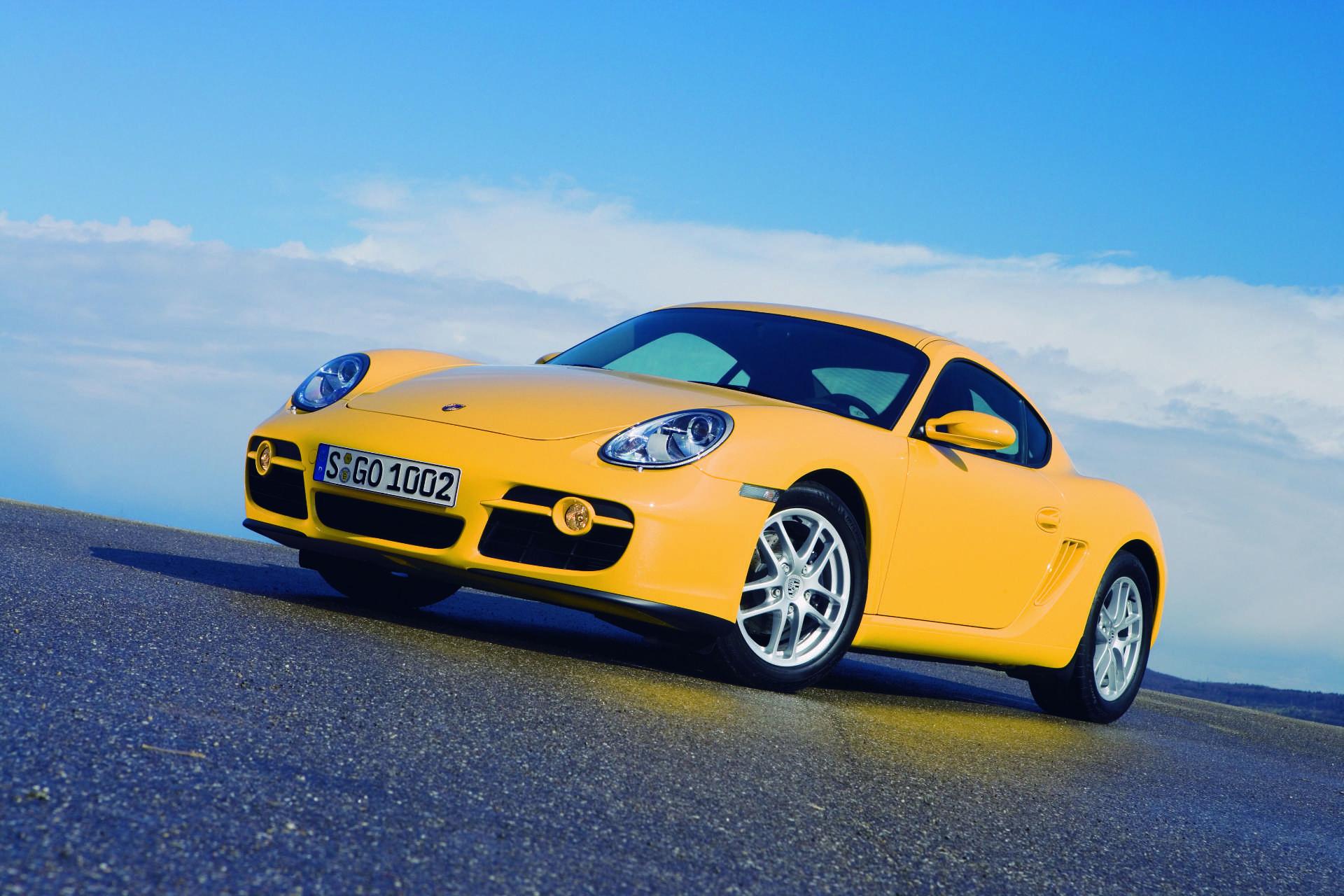 Kaufberatung Porsche Cayman