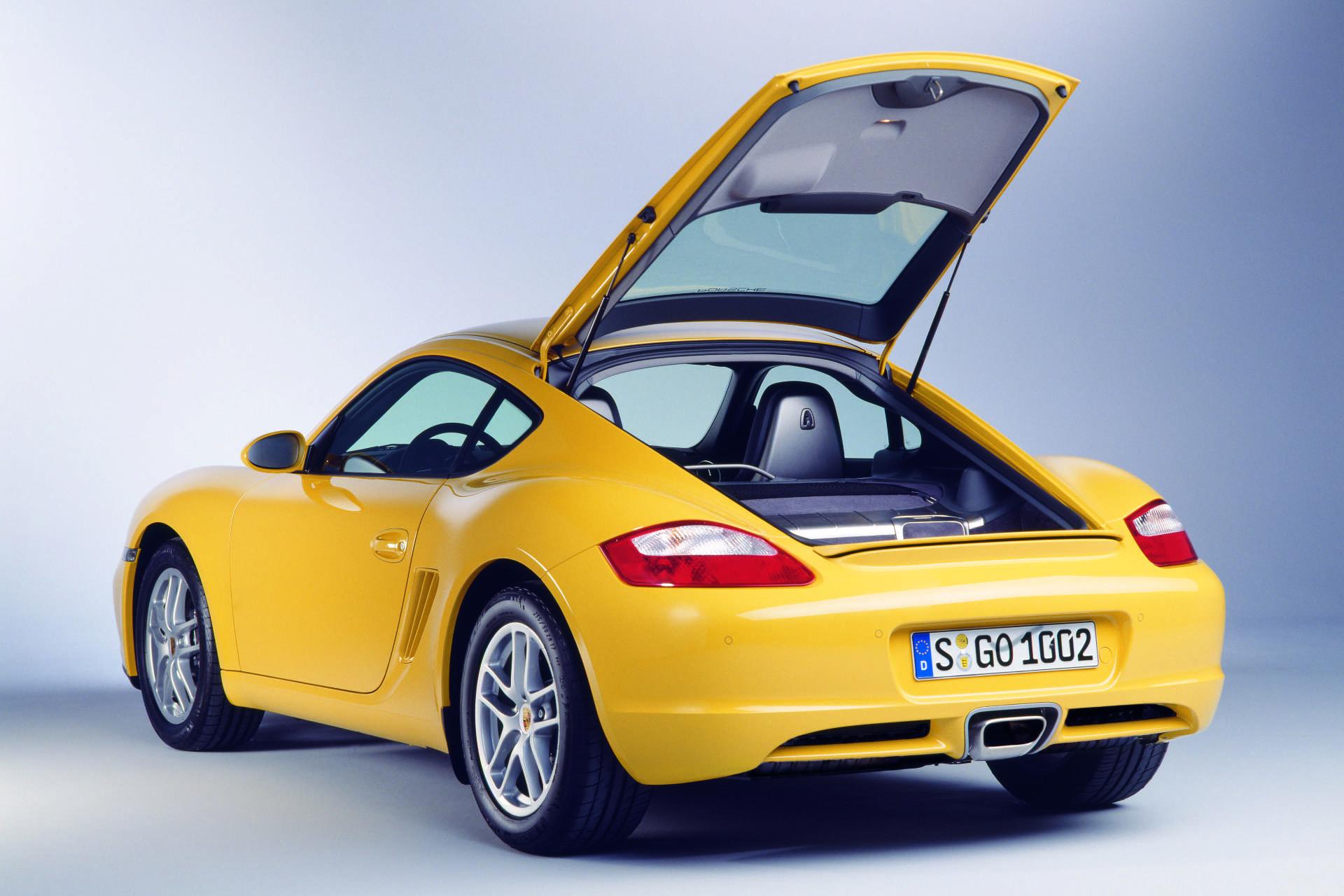 Kaufberatung Porsche Cayman 987