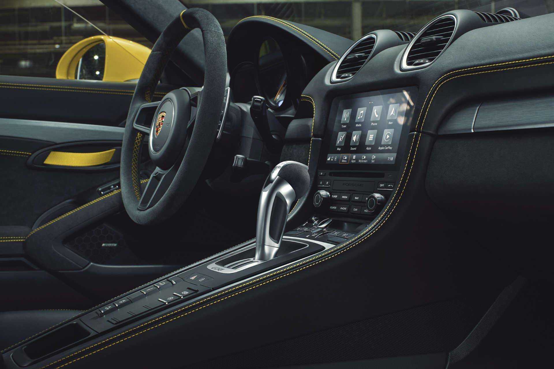 Porsche-Doppelkupplungsgetriebe 718