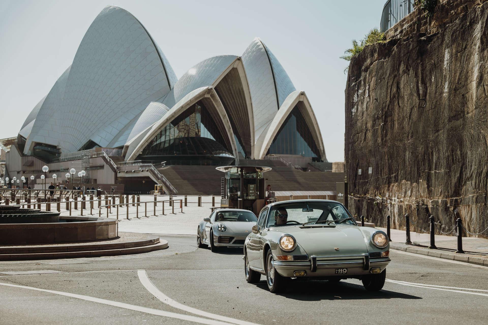 Porsche 911 Sidney