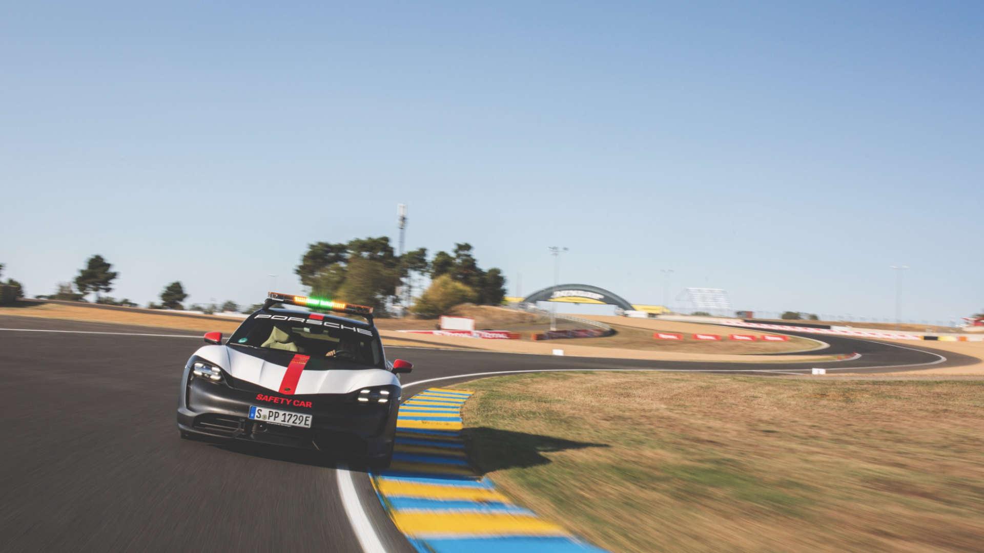 Porsche Taycan Le Mans