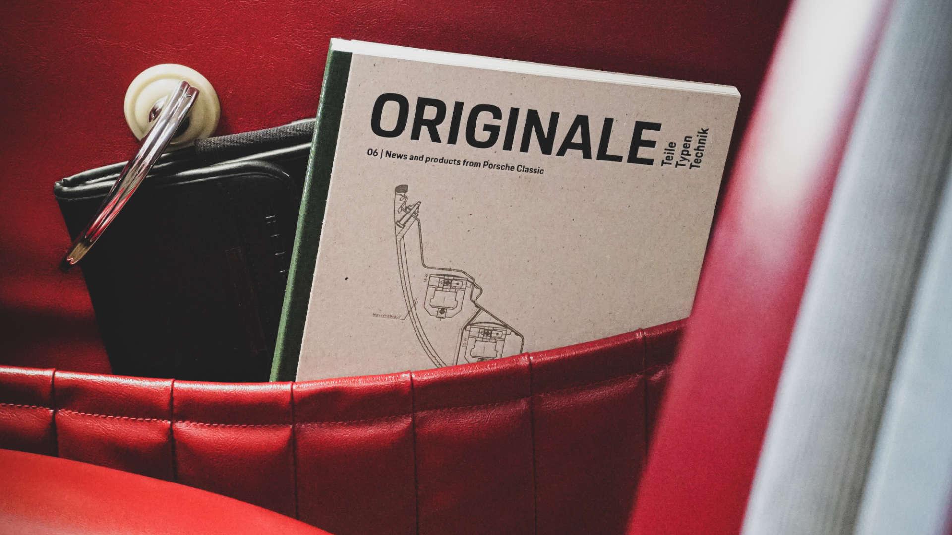Porsche Classic Katalog