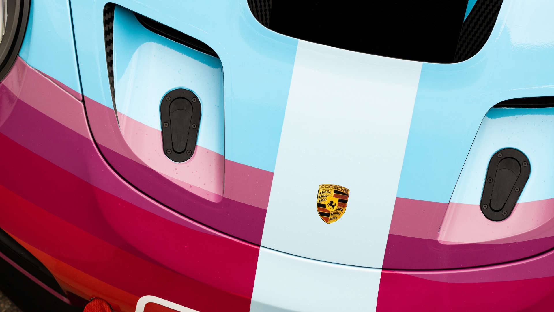 911 GT2 RS Clubsport Pikes Peak