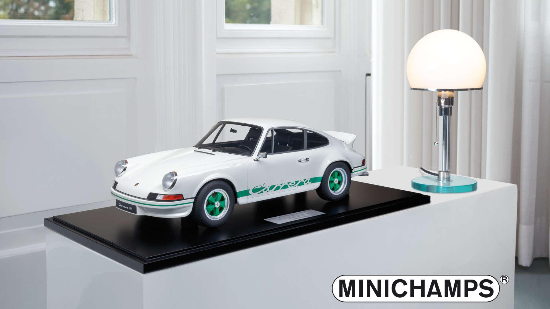 Minichamps Porsche