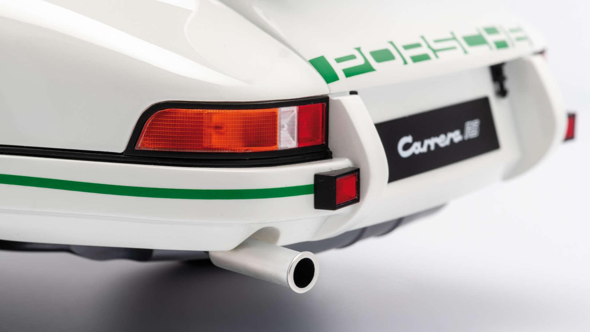 PORSCHE 911 CARRERA RS 2.7 LEICHTBAU