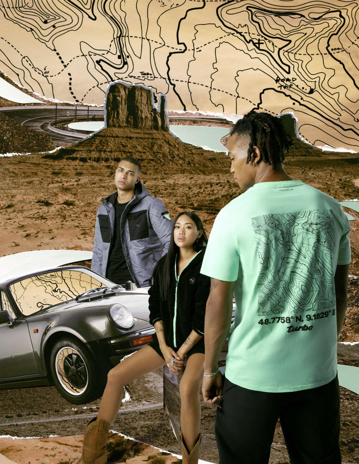 Puma Porsche Legacy T-Shirt