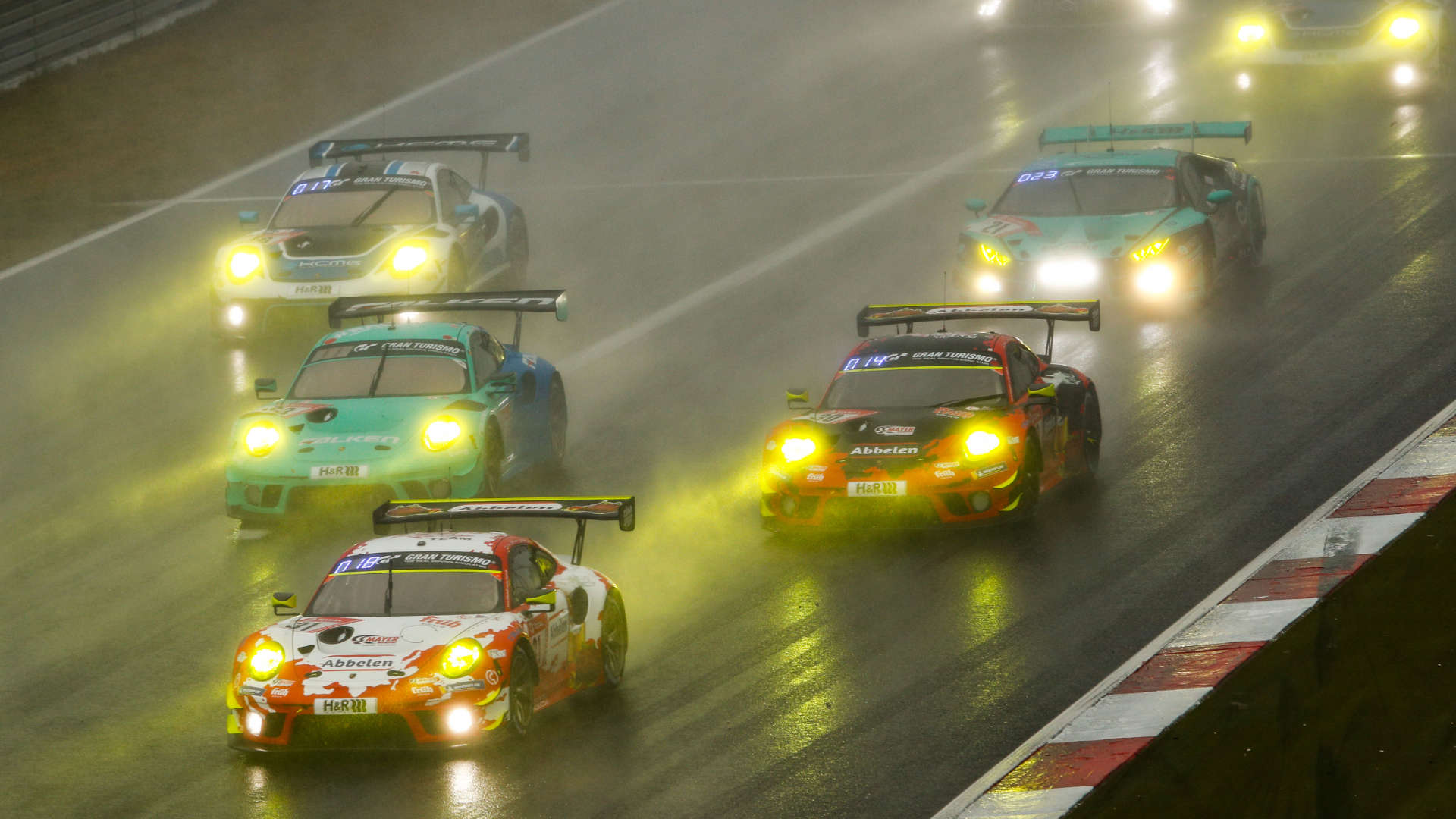 24-Stunden-Rennen Nürburgring 2020