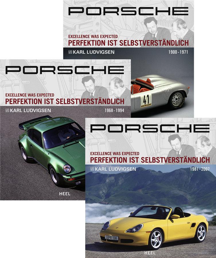 Porsche Perfektion ist selbstverständlich