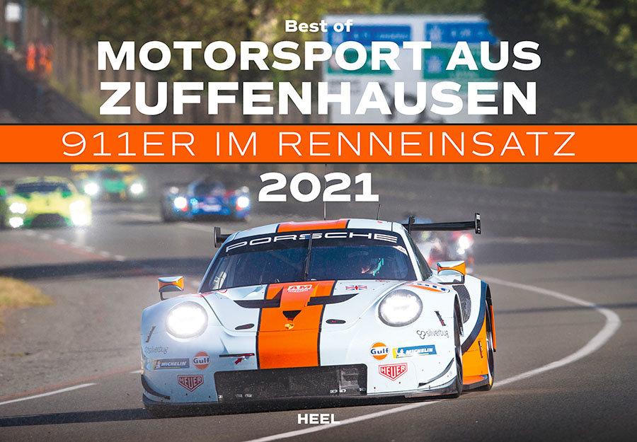 Kalender Best of Motorsport aus Zuffenhausen