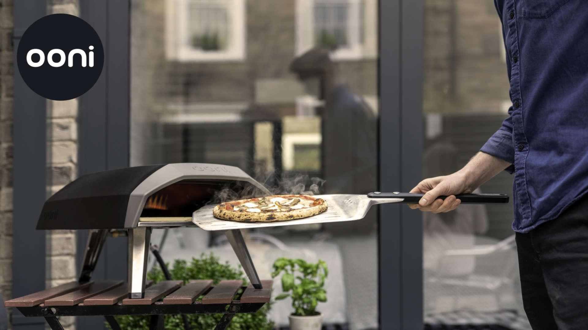 Oooni Koda Pizza