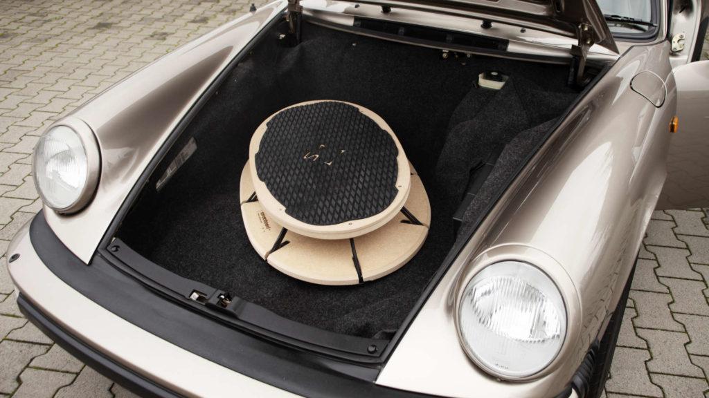 Sensoboad Porsche 911