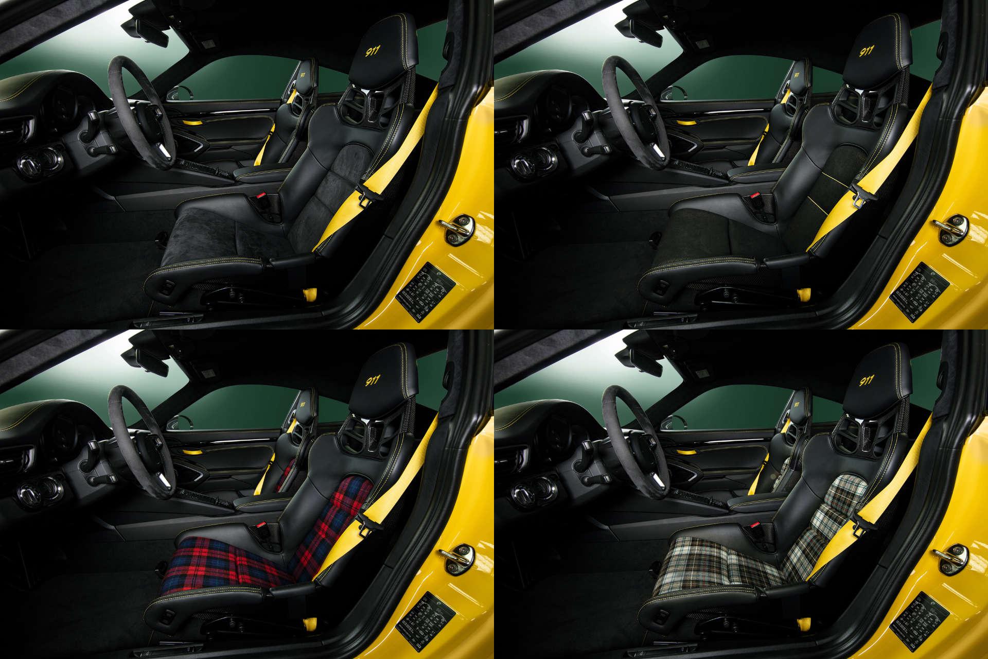 Techart Sitze Porsche 911