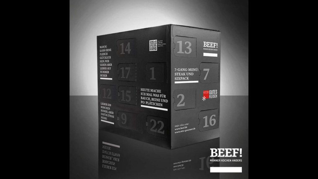 BEEF!-Adventskalender