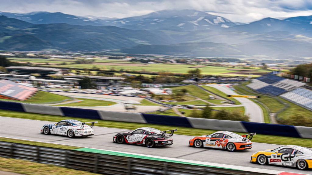 Porsche Carrera Cup Deutschland 2021