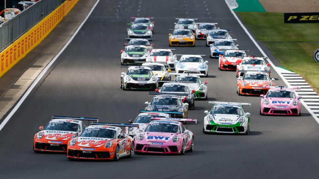 Porsche Mobil 1 Supercup 2021