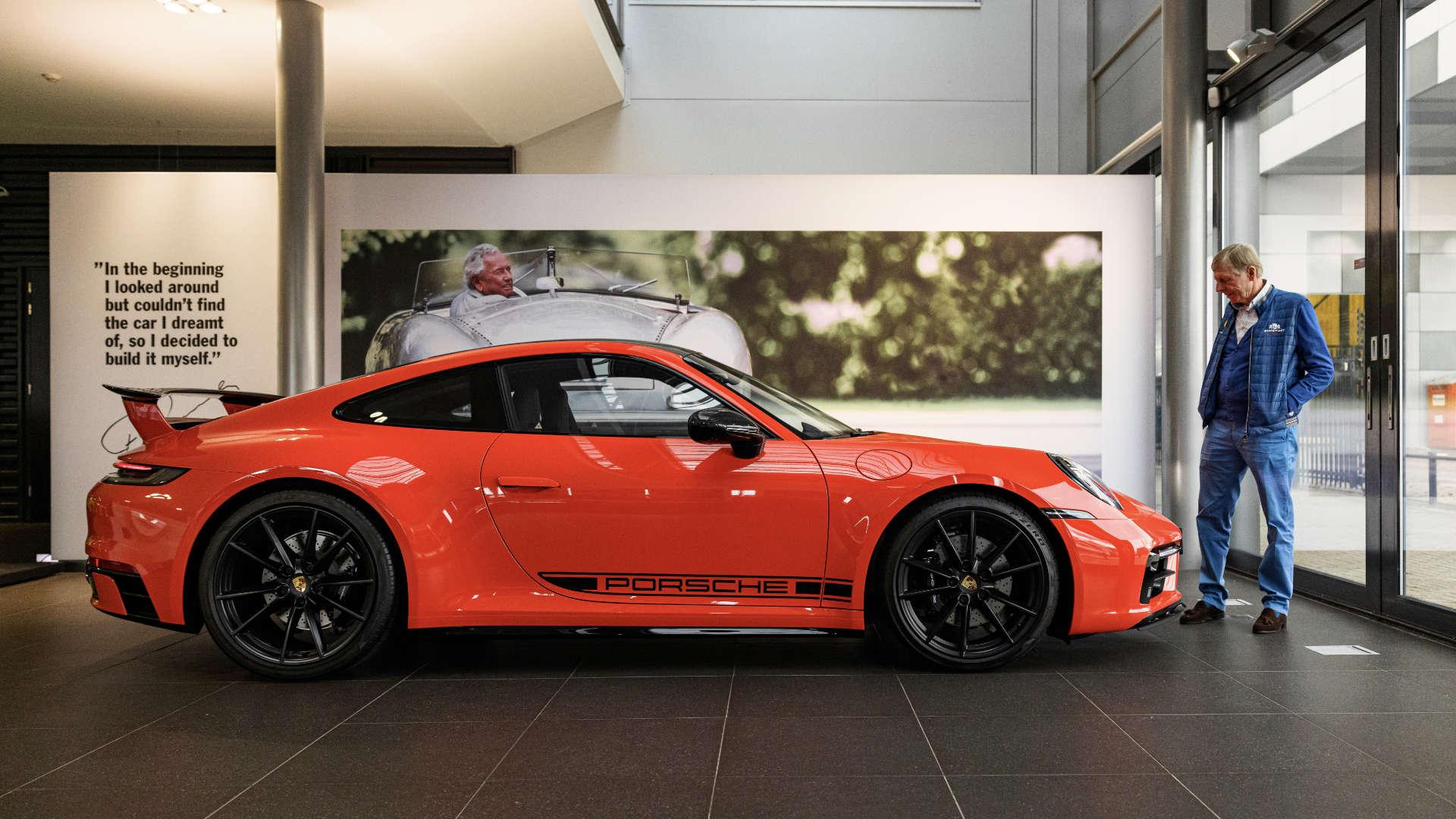 Porsche 911 Gijs van Lennep