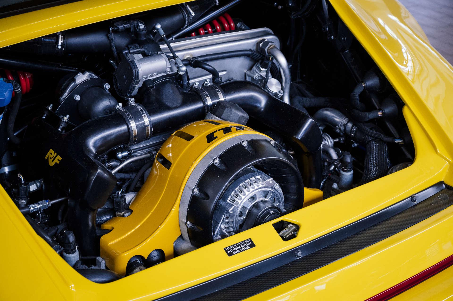 RUF CTR Anniversary Motor