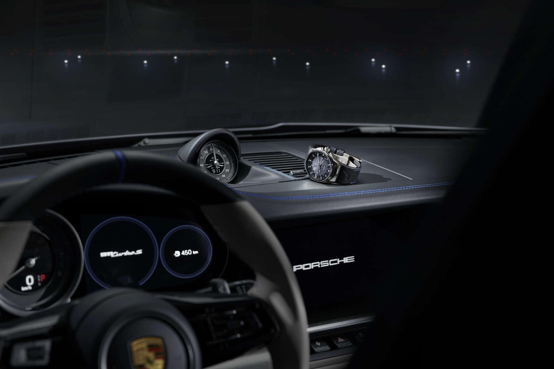 Porsche 911 Turbo Embraer