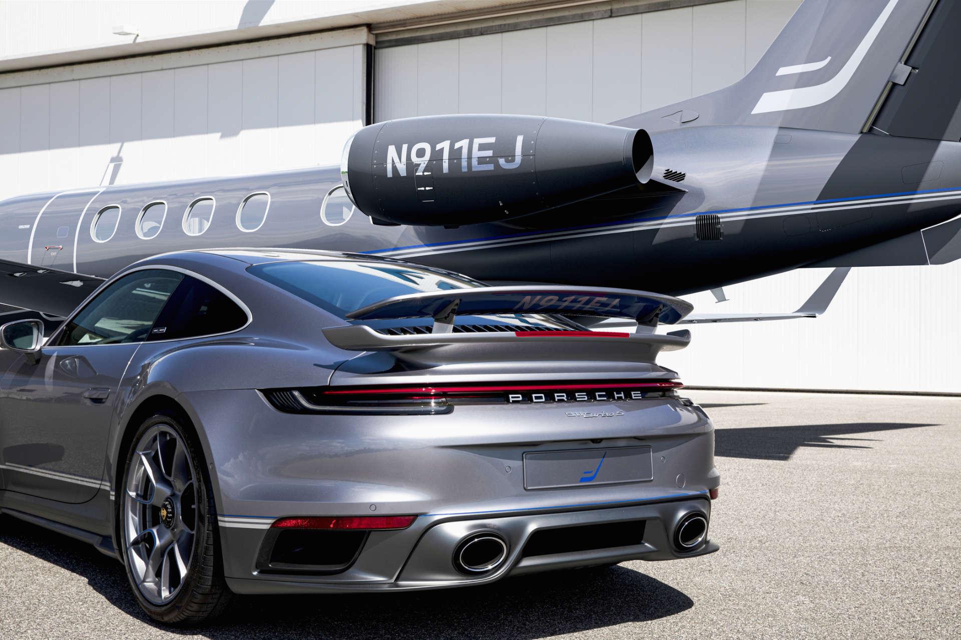 Embraer Porsche 911 Turbo
