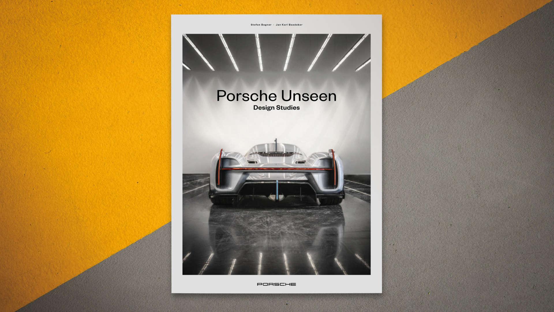 Porsche Unseen Cover