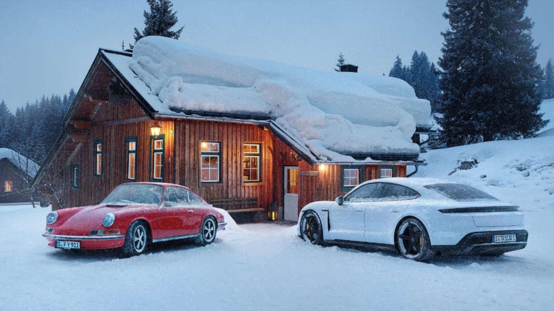 Porsche Weihnachten