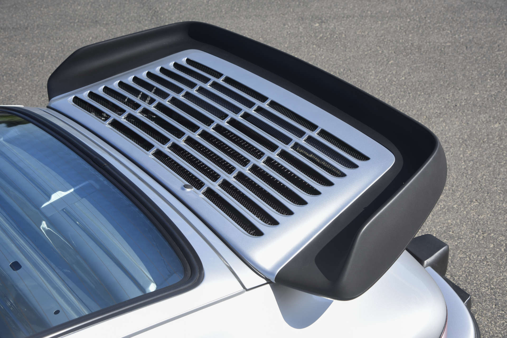 Porsche 911 Turbo Gruppe B Heckflügel