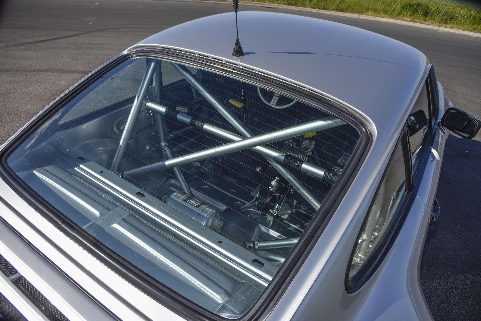 Porsche 911 Turbo Gruppe B Käfig
