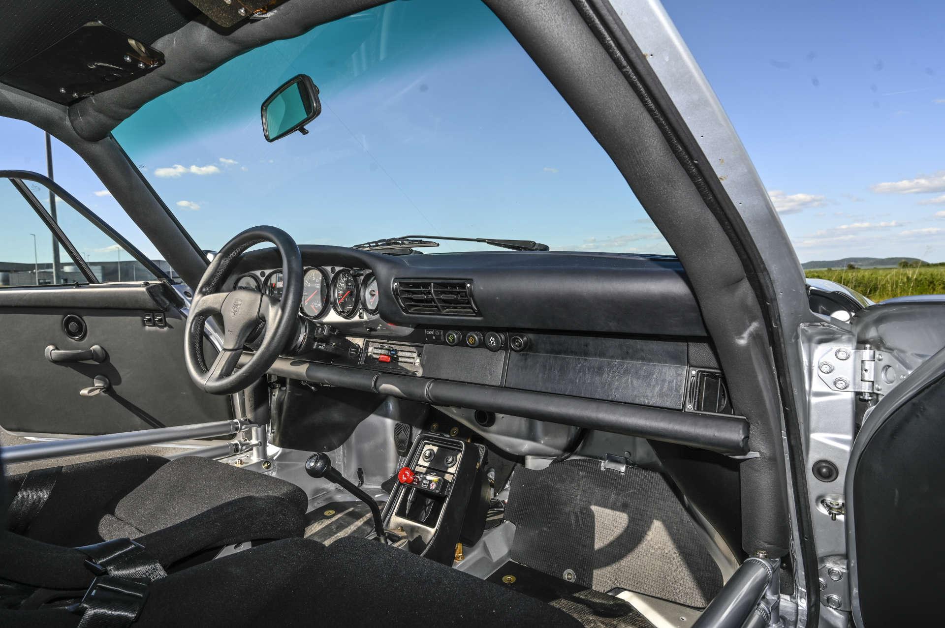 Porsche 911 Turbo Gruppe B Innenraum