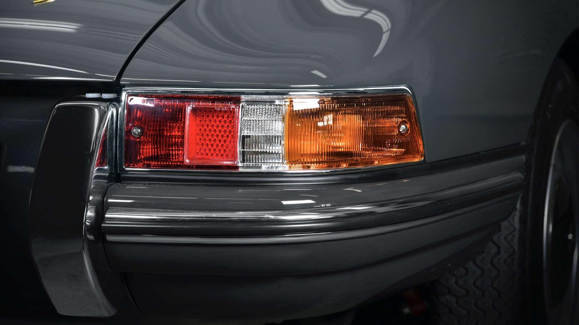 Blinkerleuchten 911 kurzer Radstand