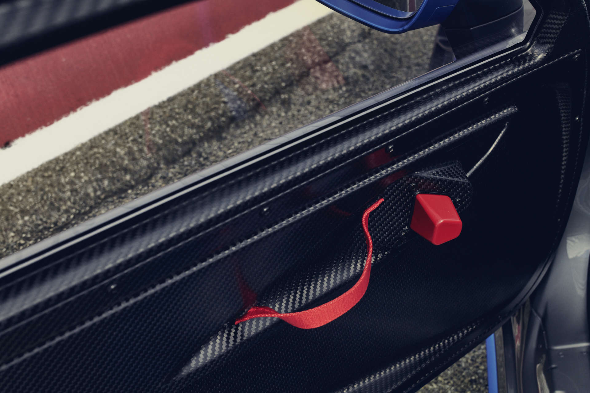 Porsche 911 GT3 Cup Tür