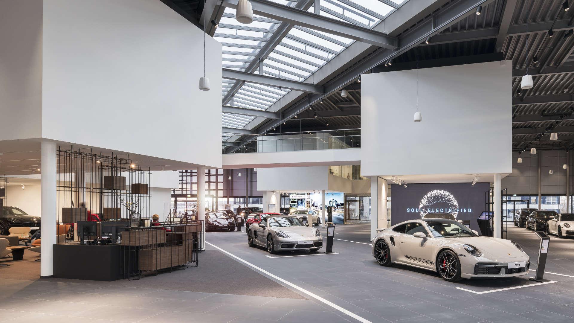 Porsche Zentrum Dortmund Flughafen