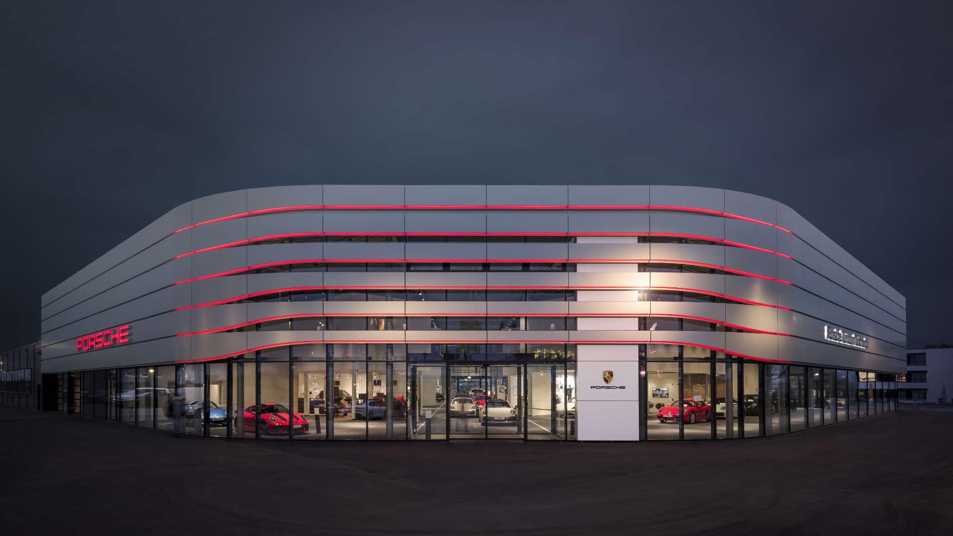 Porsche Zentrum Dortmund